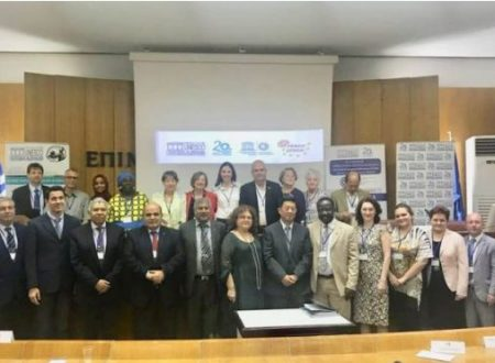 Our President FUNVIC (and BFUCA), Luís Otávio Palhari, participated in the joint meeting of the European and World Federations of Clubs, Centers and Associations for UNESCO