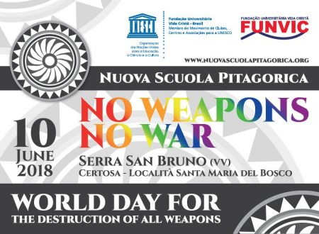 No Weapons – No war