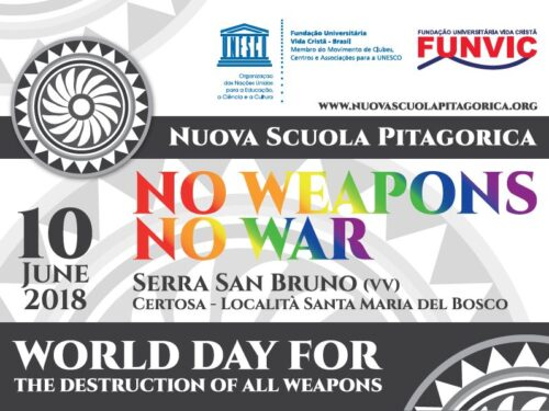 No Weapons – No war