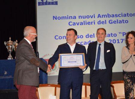 Master Chef Fabio Campoli, Ambassador of Peace FUNVIC