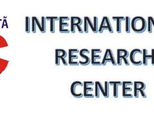 CENTRO INTERNAZIONALE DI RICERCA