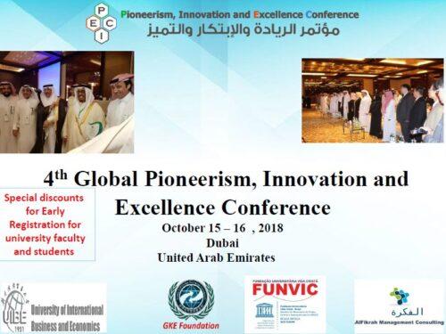 IL PROGETTO I.R.C. FUNVIC EUROPA SCELTO A DUBAI COME ECCELLENZA INNOVAZIONE TECNOLOGICA 2018
