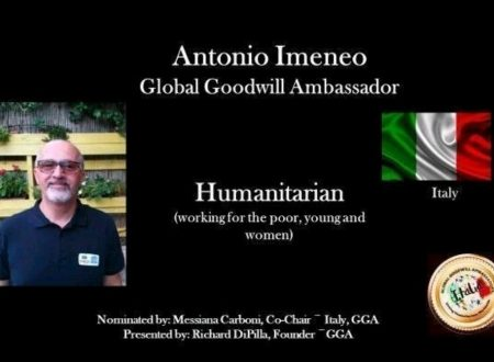 The D.G. Funvic Europa Imeneo named Global Goodwill Ambassadors