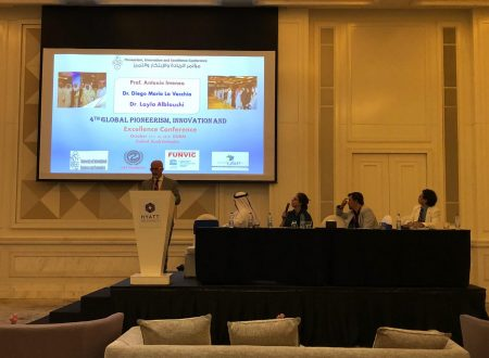 THE PROJECT I.R.C. FUNVIC EUROPE PRESENTED IN DUBAI