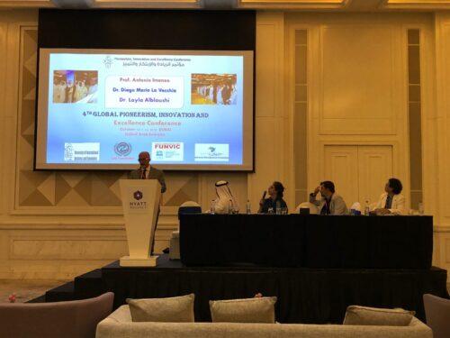 THE PROJECT I.R.C. FUNVIC EUROPE PRESENTED IN DUBAI