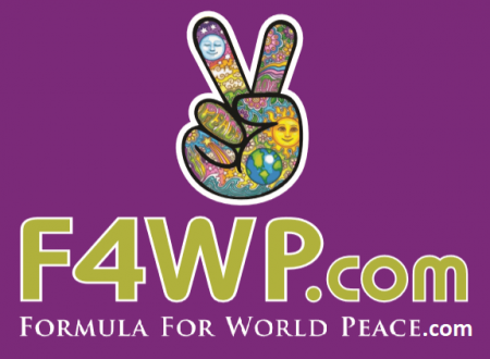 Formula for WORLD PEACE