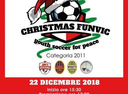 1° EDIZIONE CHRISTMAS FUNVIC YOUTH SOCCER FOR PEACE