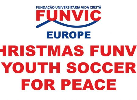 1° Edizione CHRISTMAS FUNVIC YOUTH SOCCER for PEACE JEM'S Academy