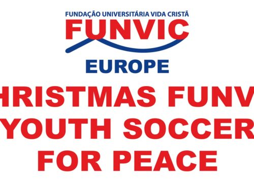 1st Edition CHRISTMAS FUNVIC YOUTH SOCCER for PEACE JEM'S Academy