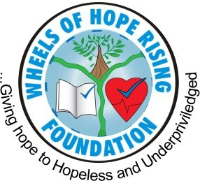 FUNVIC EUROPA with Wheels Of Hope Rising Foundation Nigeria