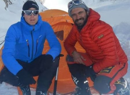 gofundme Daniele Nardi and mountaineer Tom Ballard missing  on Nanga Parbat mountain