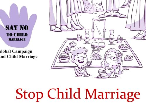 FUNVIC EUROPA for STOP CHILD MARIAGE