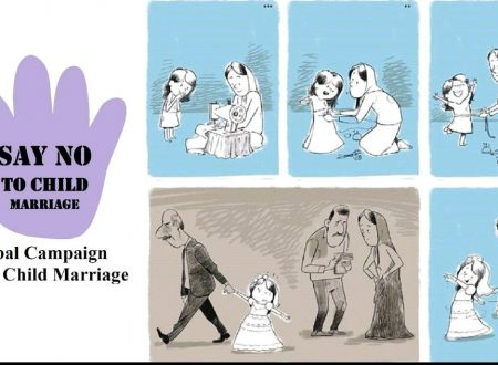 FUNVIC EUROPA with SAY NO to CHILD MARRIAGE