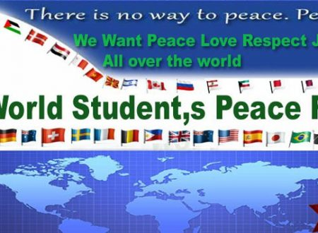 World Student Peace Federation con FUNVIC EUROPA