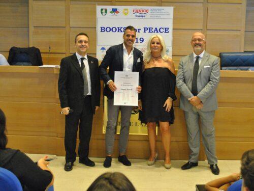 BOOKS FOR PEACE 2019 UN GRANDE SUCCESSO INTERNAZIONALE PER LA FUNVIC