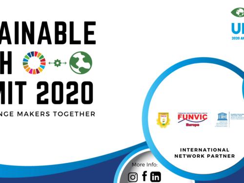 FUNVIC EUROPA relatore partner al Sustainable Earth Summit 2020