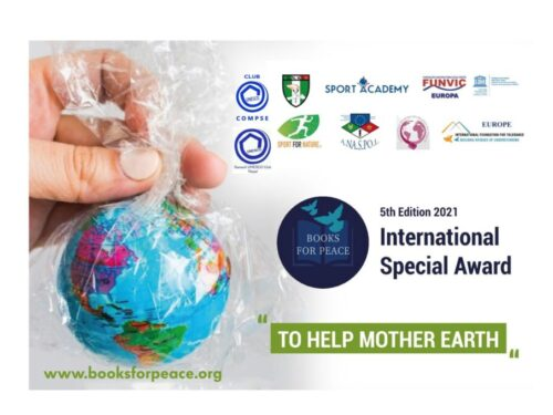 BOOKS FOR PEACE 2021 -TO HELP MOTHER EARTH