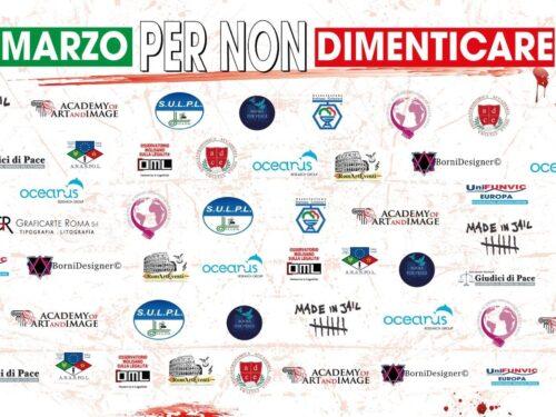 FUNVIC Europa ha organizzato gli eventi per la GIORNATA DELLA MEMORIA E DELL'IMPEGNO IN RICORDO DELLE VITTIME INNOCENTI DELLE MAFIE