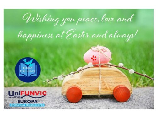 Whishing you peace, love and happiness at Easter and always !