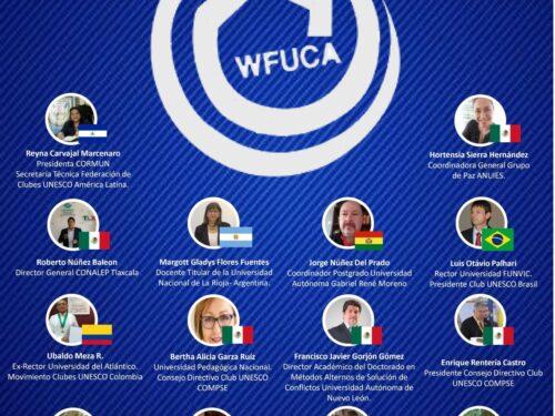 FUNVIC AL V FORUM INTERNAZIONALE CLUBES UNESCO: L'EDUCAZIONE È LA STRADA PER LO SVILUPPO SOSTENIBILE